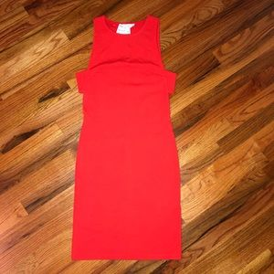 NWT Forever 21 Medium Red Dress